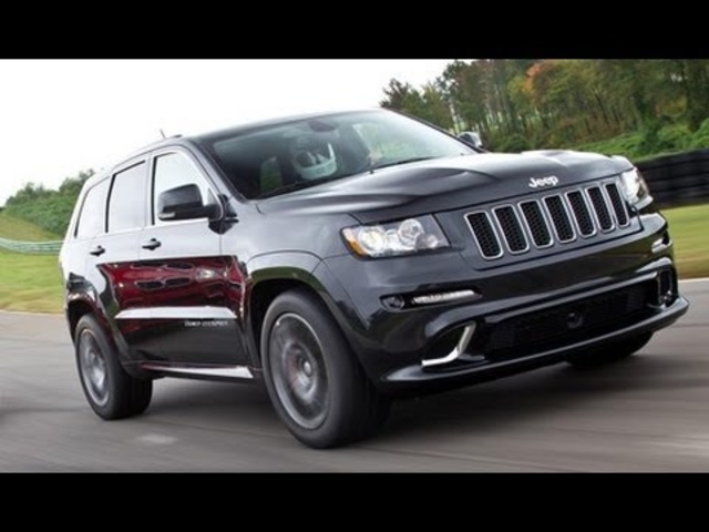 2012 <em>Jeep</em> Grand Cherokee SRT8 - Lightning Lap 2012 - CAR and DRIVER