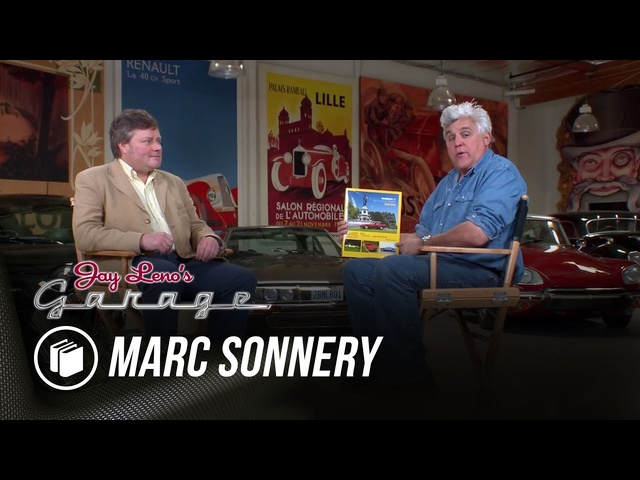 Jay's Book Club: Maserati: The Citroen Years 1968-1975 - Jay Leno's Garage