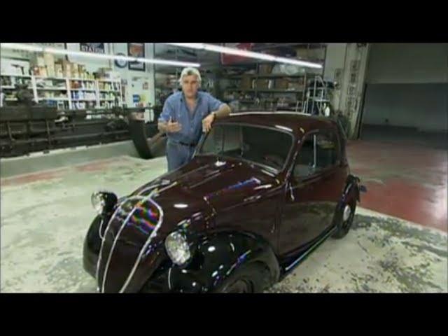 1937 Fiat Topolino -Jay Leno's Garage