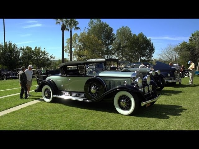 Classic Car Club of America 61st Annual Meeting-Part 1 -Jay Leno's Garage