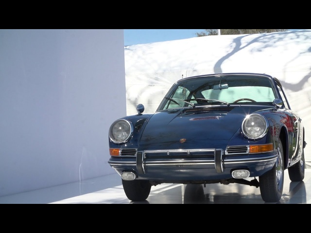 Amelia Island 2013: Celebrating 50 years of Porsche 911 -Jay Leno's Garage