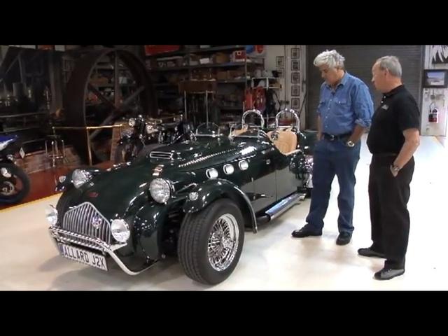 1953 Allard J2X MKII -Jay Leno's Garage
