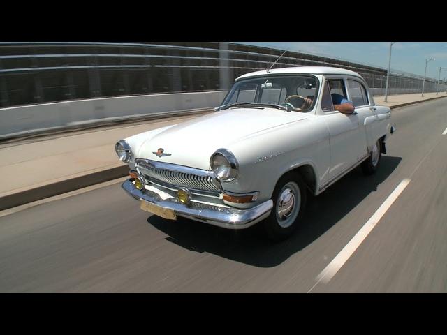 1966 Volga GAZ-21 -Jay Leno's Garage