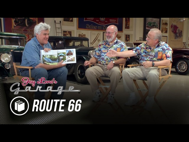 Jay's Book Club: Route 66 - Jay Leno's Garage