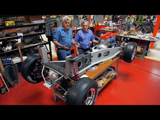 Restoration Blog: 1966 <em>Lotus</em> Elan 26R, Update 11 - Jay Leno's Garage