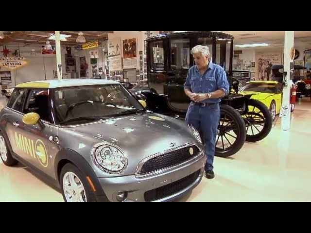 2009 MINI E - Jay Leno's Garage