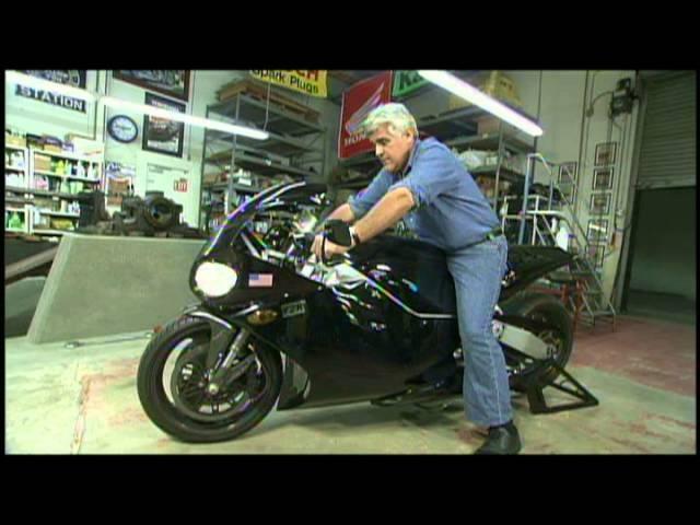 Jet Bike -Jay Leno's Garage