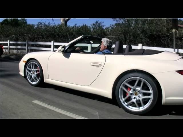 2009 Porsche Carrera PDK -Jay Leno's Garage