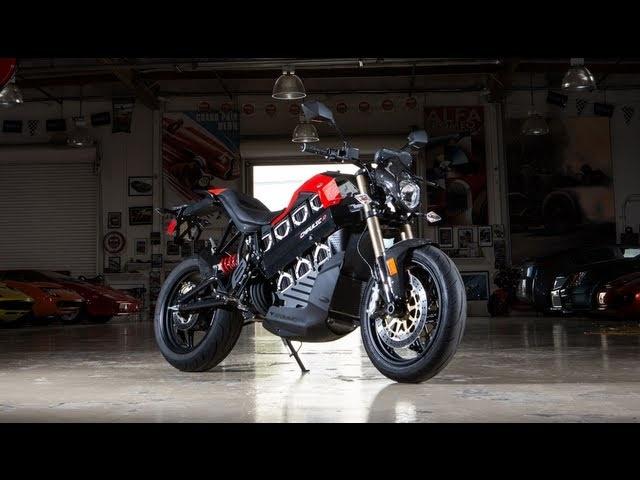 2012 Brammo Empulse R -Jay Leno's Garage