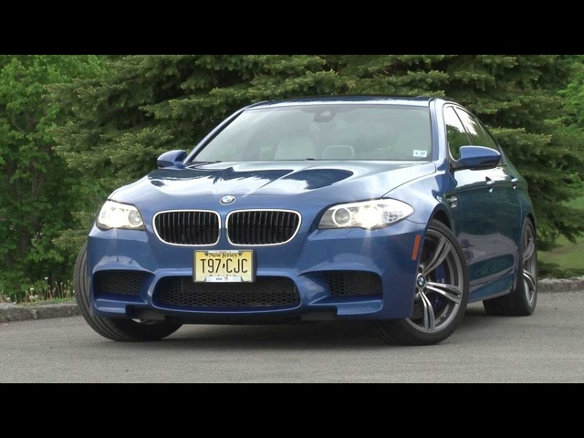 2013 <em>BMW</em> M5 - Drive Time Review with Steve Hammes | TestDriveNow