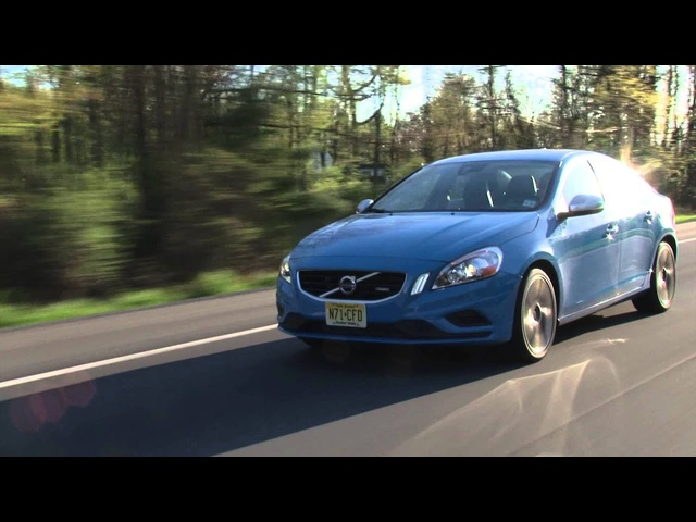2013 <em>Volvo</em> S60 R-Design - Drive Time Review with Steve Hammes