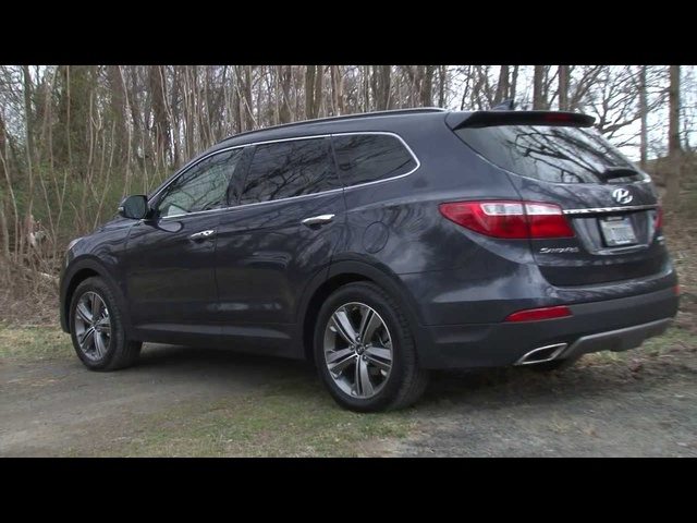 2013 Hyundai Santa Fe - Drive Time Preview with Steve Hammes