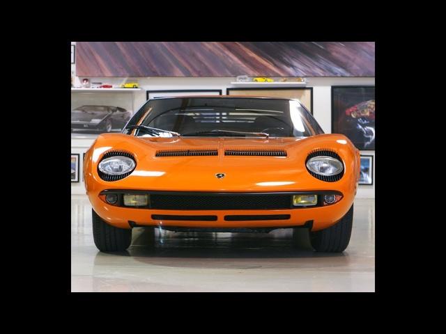 1969 Lamborghini Miura S -Jay Leno's Garage