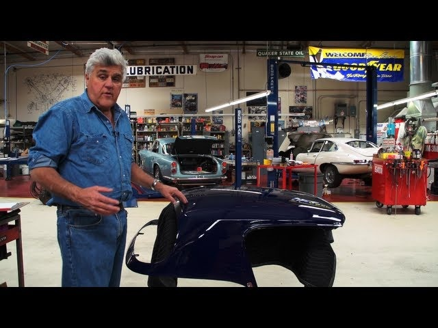 Restoration Blog: 1962 Daimler SP250, Update 4 - Jay Leno's Garage