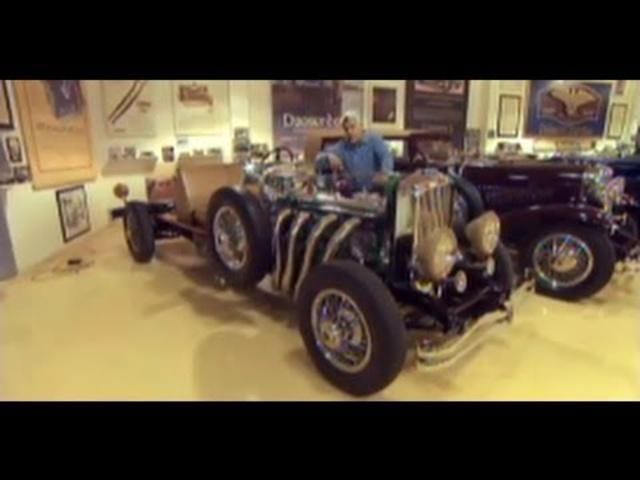 1929 Duesenberg Chassis -Jay Leno's Garage