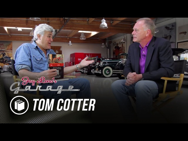 Jay's Book Club: The Harley in the Barn - Jay Leno's Garage