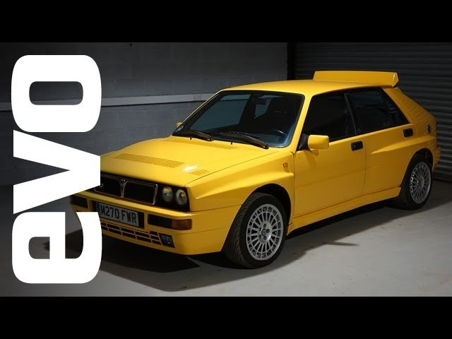 Lancia Delta Integrale Evo II | evo DIARIES