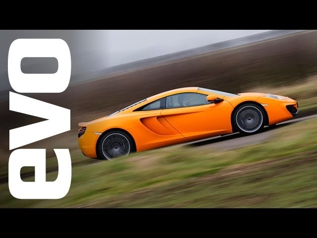<em>McLaren</em> MP4-12C long term test: Part 1 | evo DIARIES