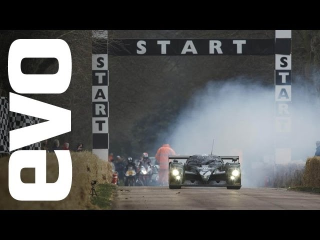 Lamborghini Espada drive and 2013 Goodwood FOS preview | evo DIARIES
