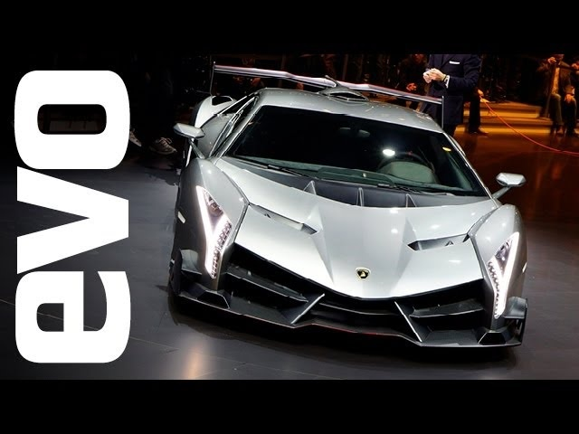 Lamborghini Veneno: Geneva 2013 | evo MOTOR SHOWS