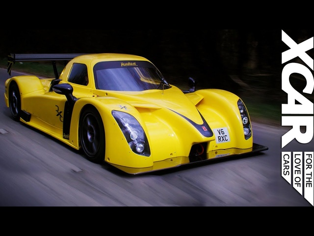 <em>Radical</em> RXC: The World's Most Extreme Street Legal Coupe - XCAR