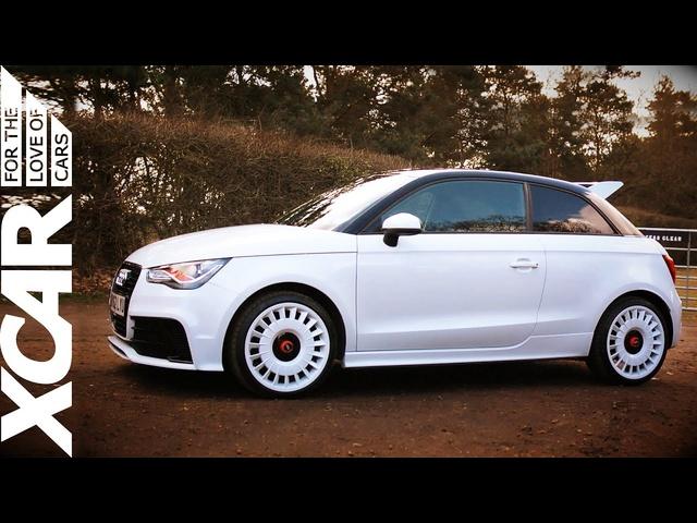 <em>Audi</em> A1 Quattro: The S1's super-rare predecessor -XCAR