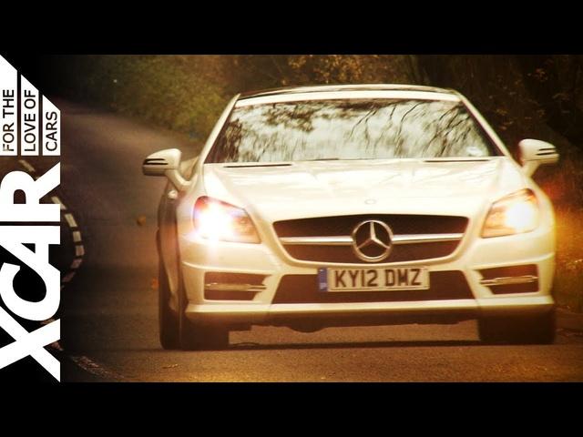 Mercedes-Benz SLK 250 CDI: Does ADiesel Sports Car Really Work? -XCAR