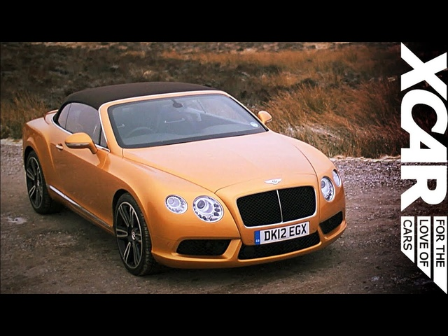 <em>Bentley</em> Continental GTC V8: What Makes A <em>Bentley</em> So Special? - XCAR
