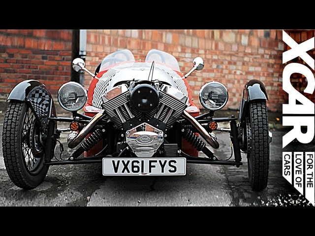 Morgan 3 Wheeler - XCAR