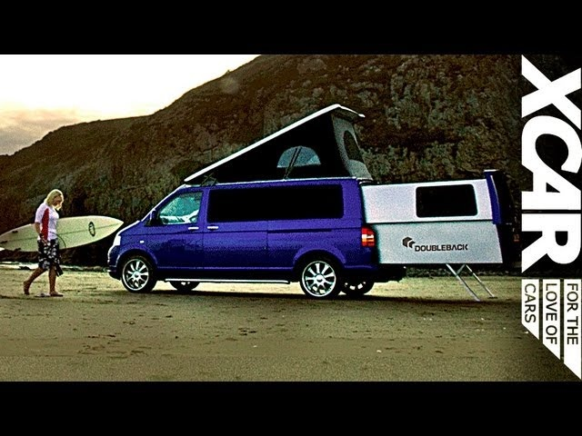 VW DoubleBack: epic roadtrip featuring surfing sheep - XCAR