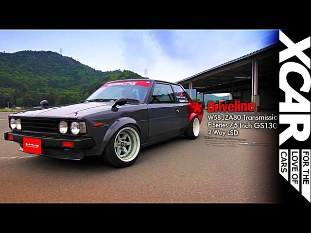 motorFIX, custom V8 <em>Toyota</em> Corolla -XCAR