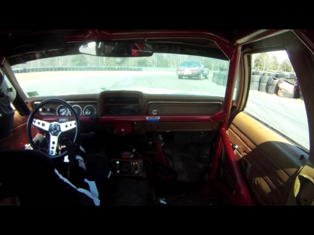 1975 AMC Hornet @ 24 Hours of Lemons - Monticello Motor Club