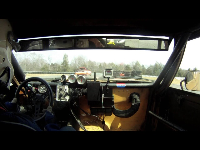 1974 AMC Gremlin @ 24 Hours of Lemons -Monticello Motor Club