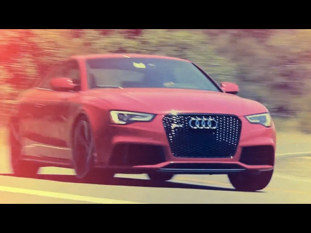 2013 <em>Audi</em> RS5 - Raw Video
