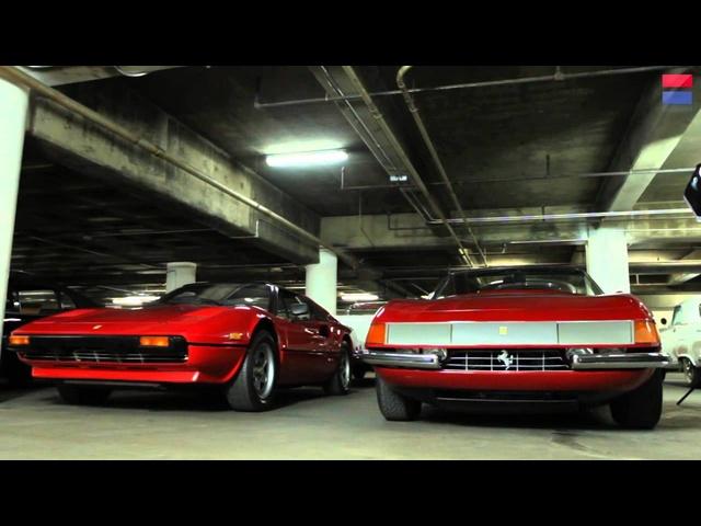 Petersen Automotive Museum Vault (Part 2) -CAR and DRIVER