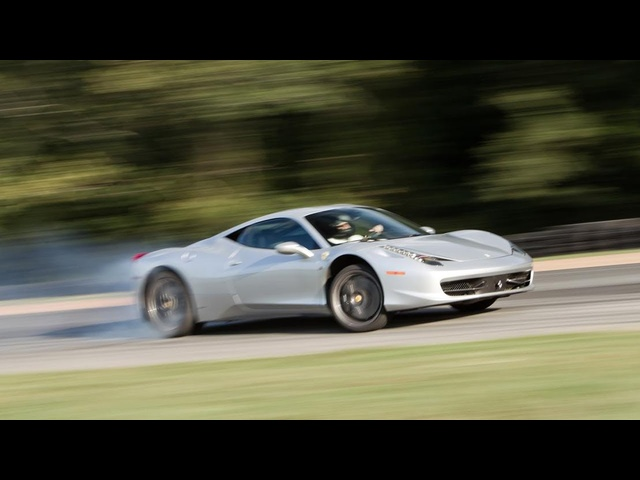 2012 <em>Ferrari</em> 458 Italia - 2013 Lightning Lap - LL4 Class - CAR and DRIVER