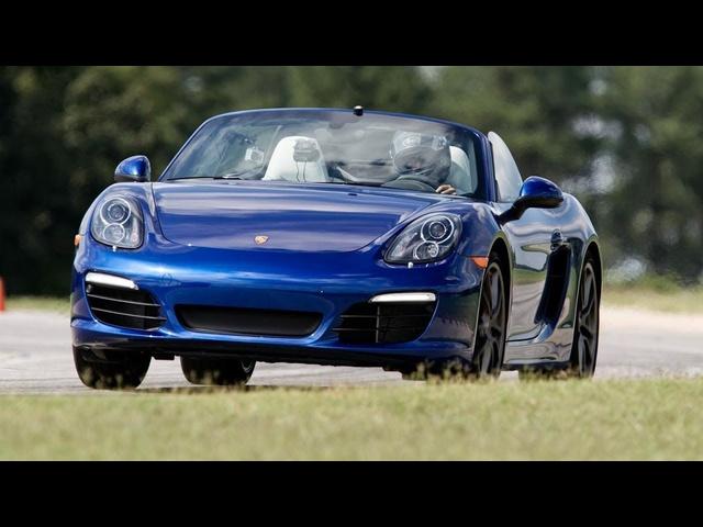 2013 Porsche Boxster S -2013 Lightning Lap -LL3 Class -CAR and DRIVER