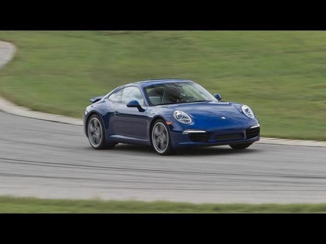 2013 Porsche 911 Carrera S -2013 Lightning Lap -LL3 Class -CAR and DRIVER