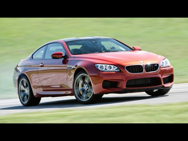 2013 BMW M6 - 2013 Lightning Lap - LL3 Class - CAR and DRIVER