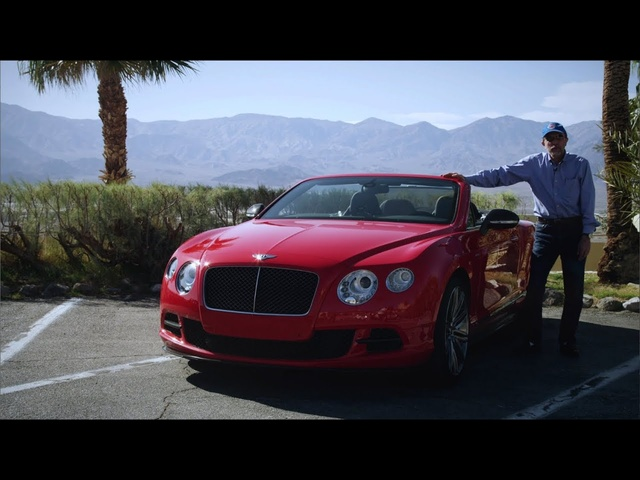 2013 <em>Bentley</em> Continental GT Speed Convertible - Review - CAR and DRIVER