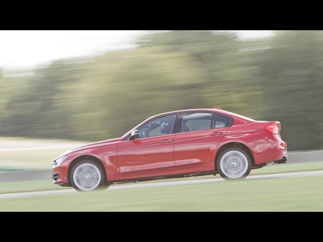 2012 BMW 335i - 2013 Lightning Lap - LL2 Class - CAR and DRIVER