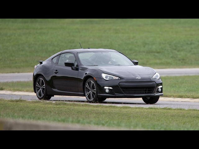 2013 Subaru BRZ - 2013 Lightning Lap - LL1 Class - CAR and DRIVER