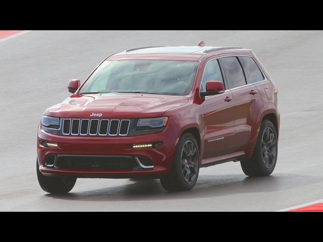 2014 <em>Jeep</em> Grand Cherokee SRT - First Drive Review