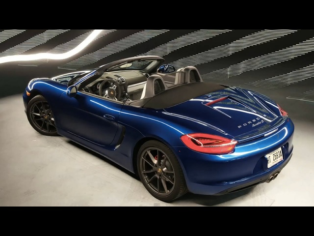 2013 Porsche Boxster / Boxster S -2013 10Best Cars -CAR and DRIVER