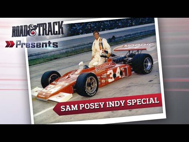 2012 Indy 500 Special with Sam Posey
