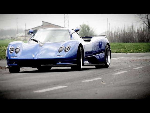 Music and beauty: A quick celebration of the Pagani Zonda - /CHRIS HARRIS ON CARS