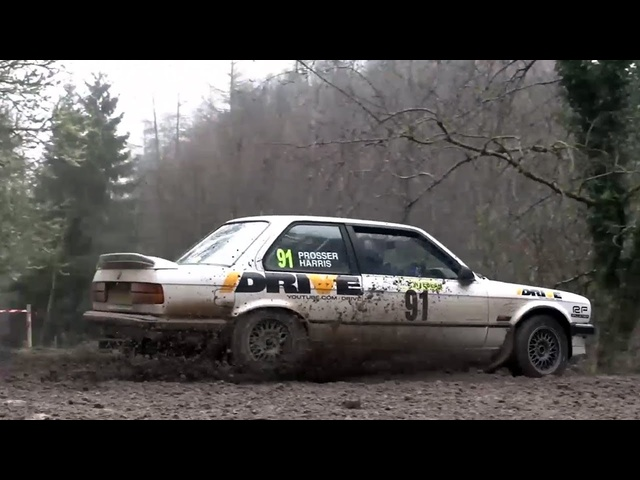 The Wye Dean rally in a Ratty <em>BMW</em> 325i - /CHRIS HARRIS ON CARS
