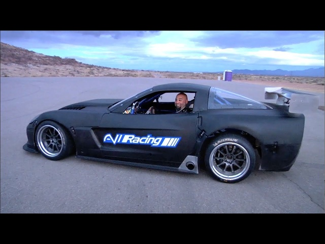 The Ultra-Light, 505 WHP AVI Racing Corvette GT1 - /TUNED