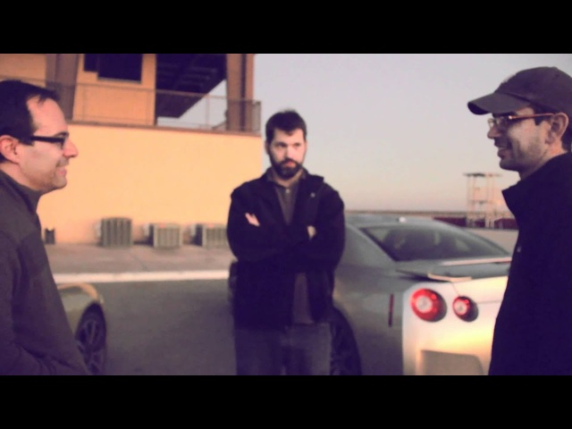 2012 Corvette Z06 vs. 2013 GT-R, 2012 911 Carrera S - Behind the Scenes - CAR and DRIVER