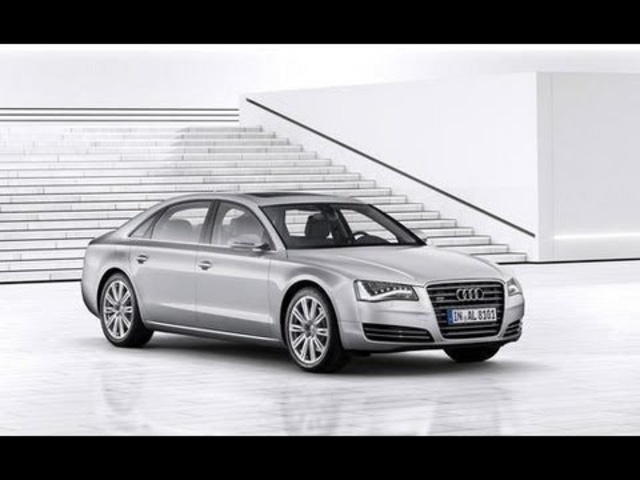 2012 <em>Audi</em> A8L 4.2 Quattro - Name That Exhaust Note, Episode 117 - CAR and DRIVER